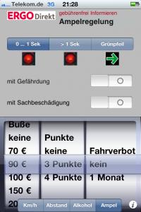 BussgeldMobil App