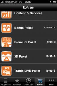 Navigon Select App